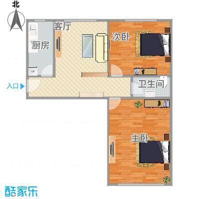 98两室一厅