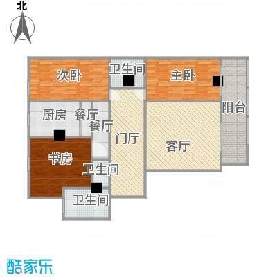 124方三室两厅