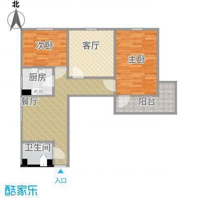 塔楼三居室(原始设计)