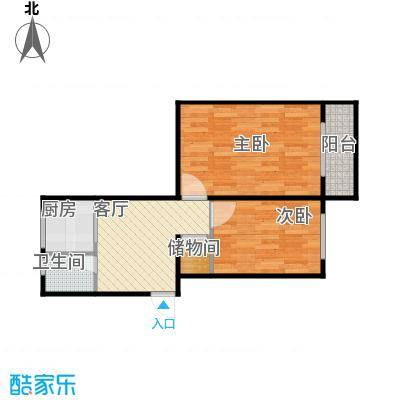 2室1厅原图装修1
