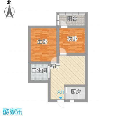 莲业新村的户型图