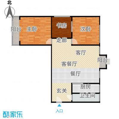 东清大厦110.00㎡面积11000m户型