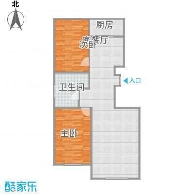 曼哈顿E区108平米锦州乐