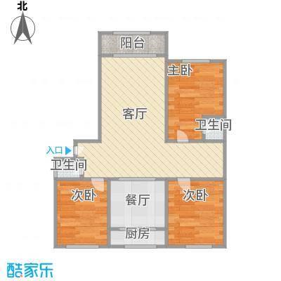 舜玉花园3室2厅2卫