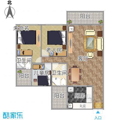 花山怡园103