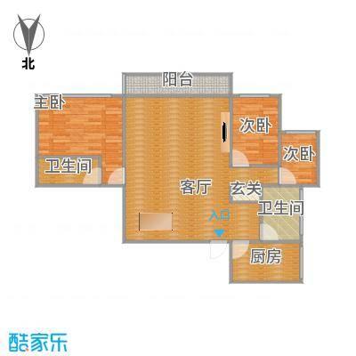 锦上花3房2卫