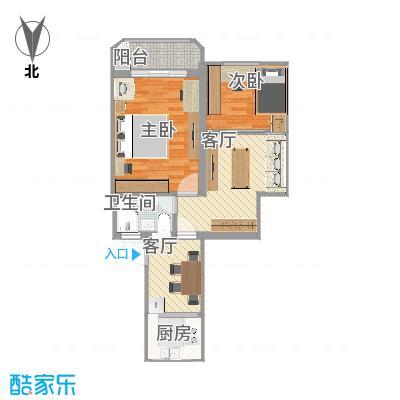 五村改造加家具效果图