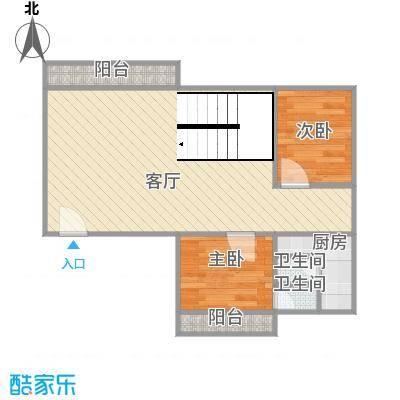 雍华园的户型图