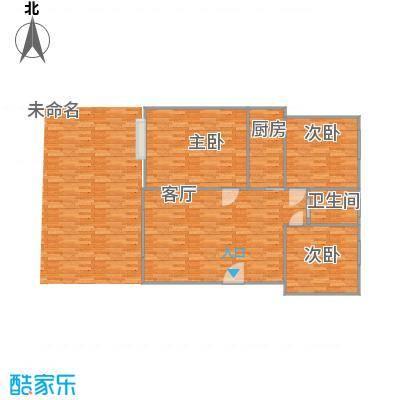 锦绣铭城的户型图