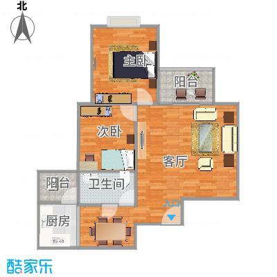颐和家园B1