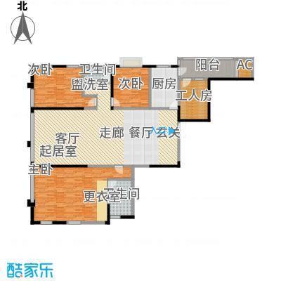 金色屋顶140.88㎡A06户型