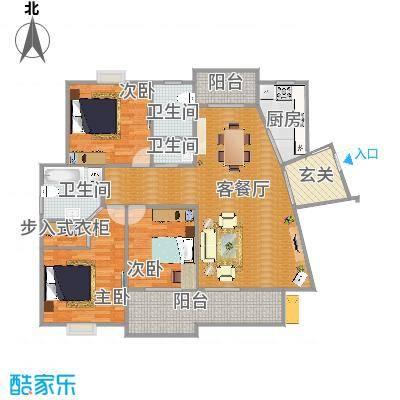 江欣苑4期414栋132.77平