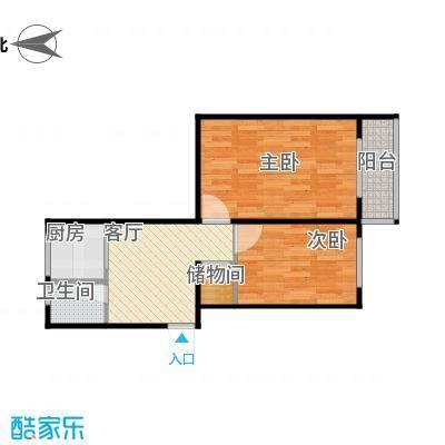 2室1厅原图