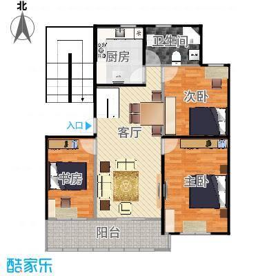 家里的户型图