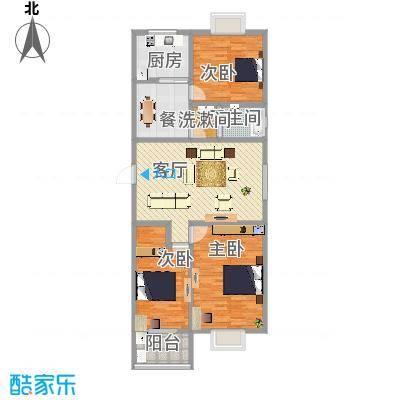 杨柳国际新城K9