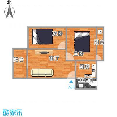 颐景苑A3栋3-4梯403