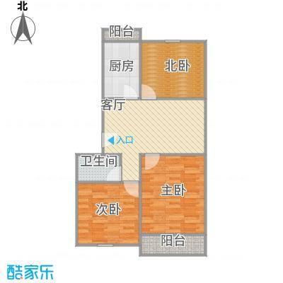 安裕新村的户型图