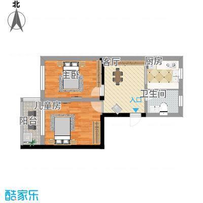 二室一厅原始