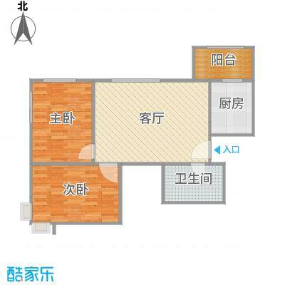 永华新城的户型图