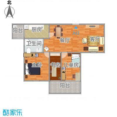 我的家2房改造成3房