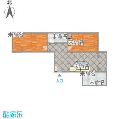 90平米左右两室一厅