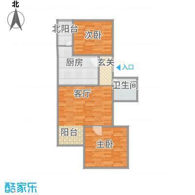 90平板楼两室一厅-装修初稿
