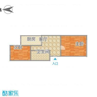 碧江路红旗五村的小户型图