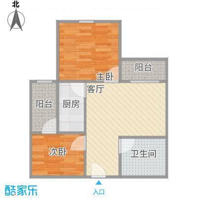重庆国际家纺城的户型图