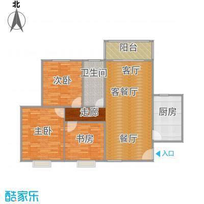 109方A型3室2厅---原图