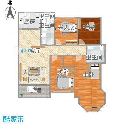 常熟中南锦城10幢室示意图