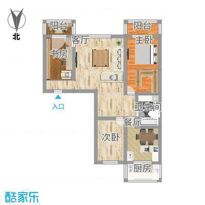 东旭小区方案2