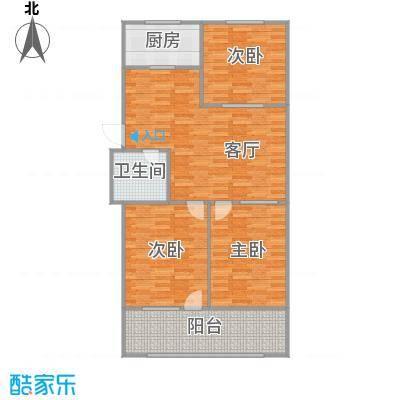 102方三室两厅(榻榻米)