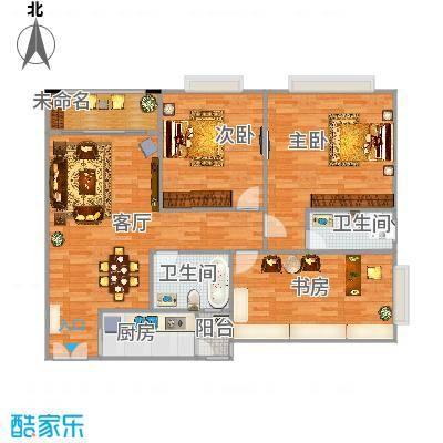 胡氏家庭装修方案