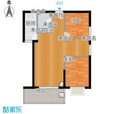 三号楼89方3号户型三室两厅2015-3-2