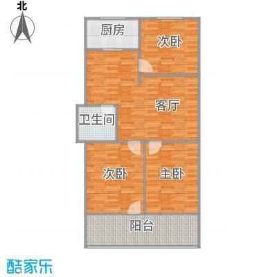 102方三室两厅
