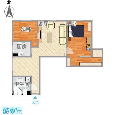 塔楼三居室(新设计)