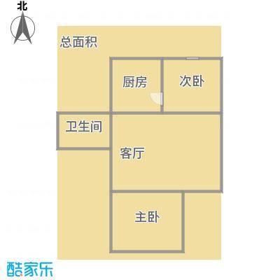 西辛南区的户型图