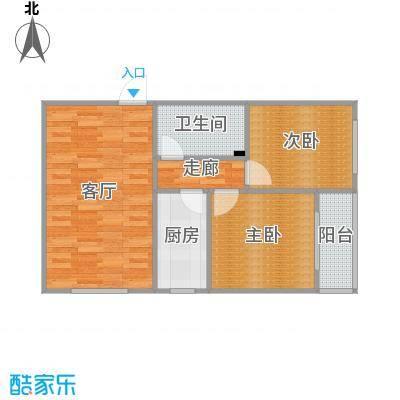 78两室两厅