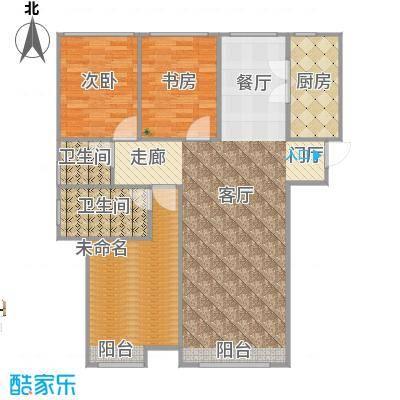 3室两厅两卫