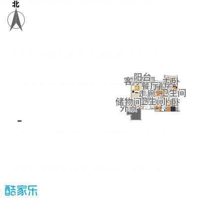 中恒・江南第一城三期的户型图