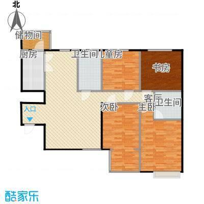 四室两厅两卫136.5