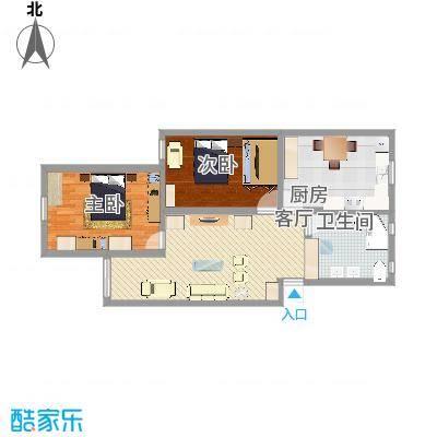 宏明雅舍户型图-1