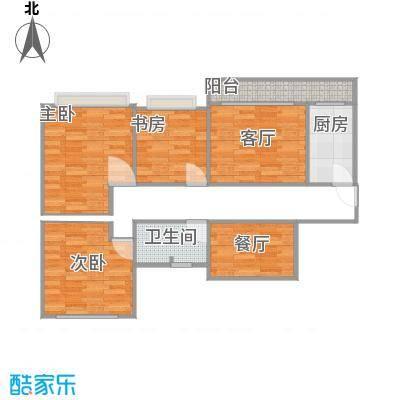 碧桂园三室两厅