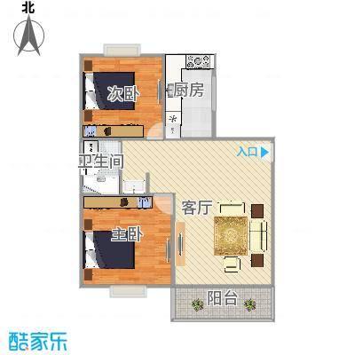 欣梅苑户型图