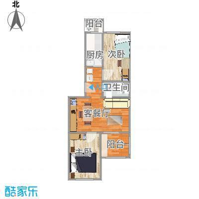 两室一厅1