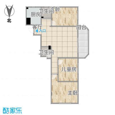 三室一厅塔楼 - 副本