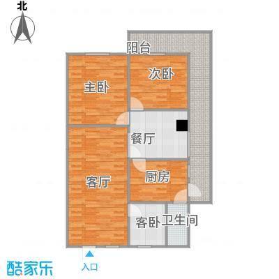 100方三室两厅 - 副本