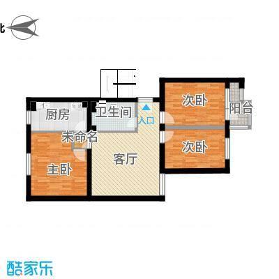 原房屋结构图