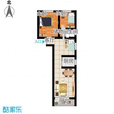 车东15三室一厅