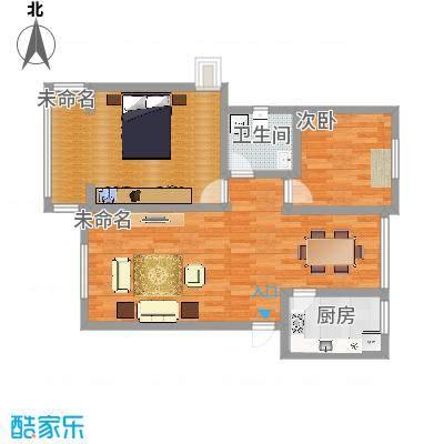 福源花园90.83两室两厅